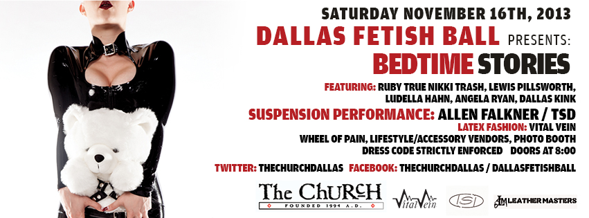 Click to view banner for 11.16.2013 2013 Dallas Fetish Ball