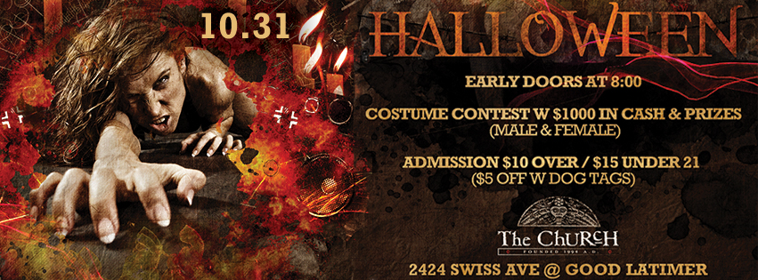 Click to view banner for 10.31.2013 Halloween on Halloween