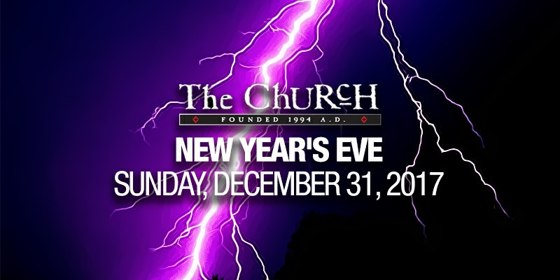 Click to view banner for 12.31.2017 New Year's Eve at The Church