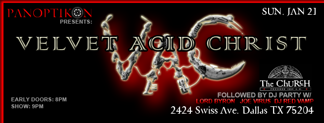 Click to view banner for 01.21.2018 Velvet Acid Christ