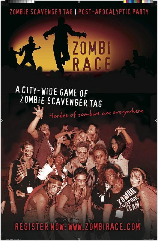 Click to view flyer for 02.16.2012 2012 Zombie Race