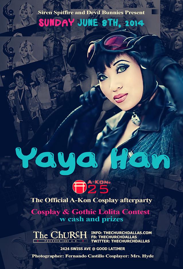 Click to view flyer for 06.08.2014 Matsuri Mayhem