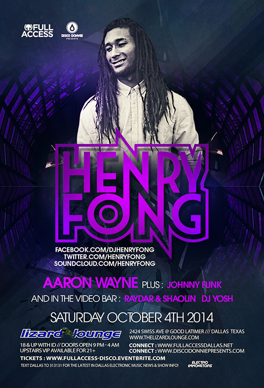 10.04.2014 - Henry Fong