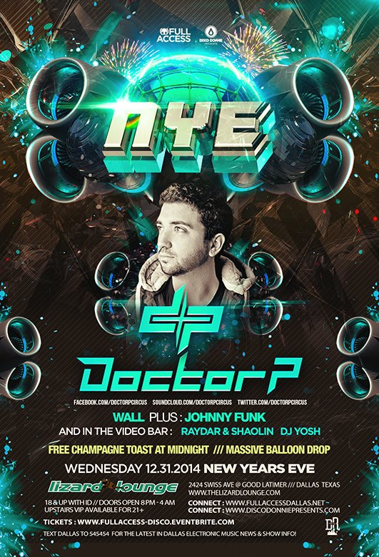 New Years Eve w Doctor...