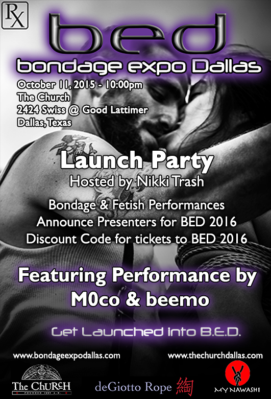 Click to view flyer for 10.11.2015 BED Launch Party