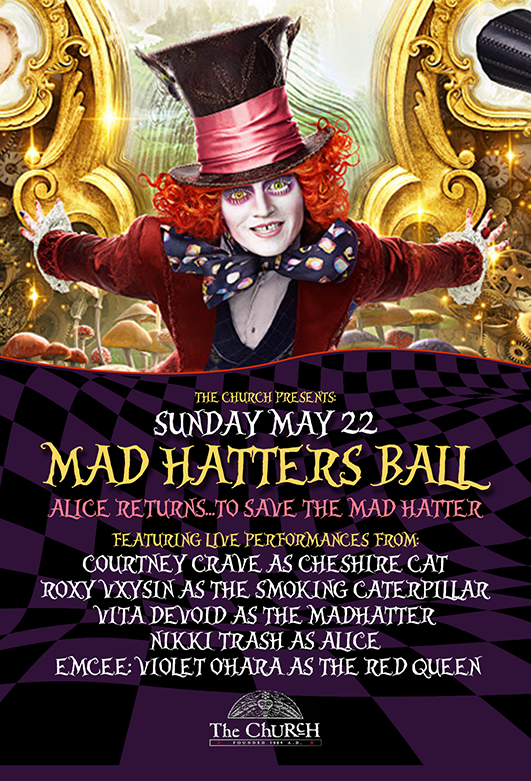 Click to view flyer for 05.22.2016 Mad Hatters Ball