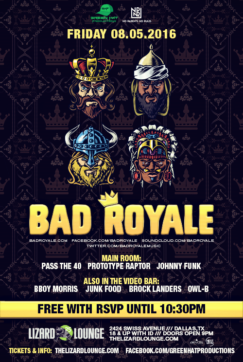 08.05.2016 - Bad Royale