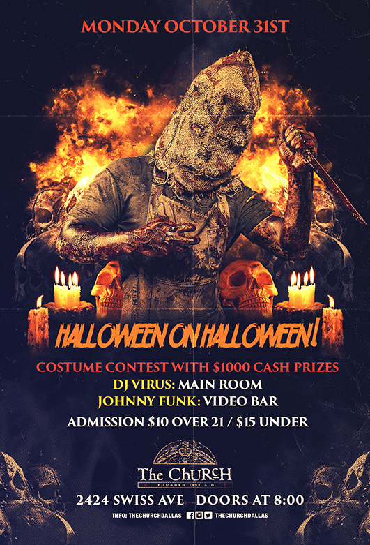 click to view flyer for 10312016 the church halloween on halloween