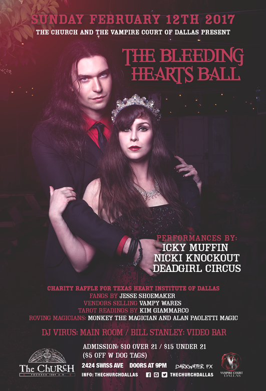 Click to view flyer for 02.12.2017 Bleeding Hearts Ball