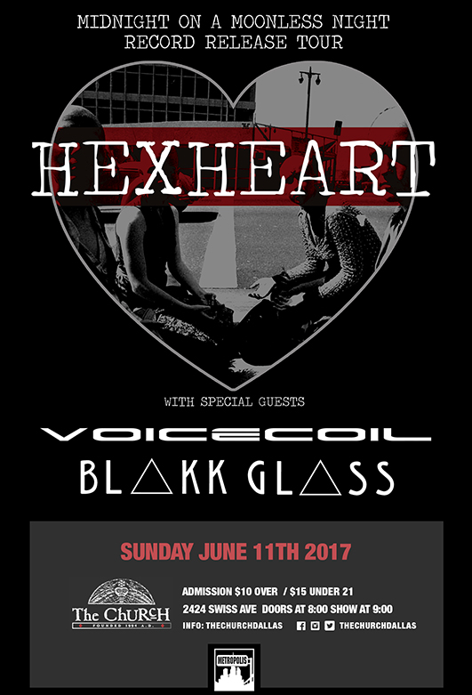 Click to view flyer for 06.11.2017 Hexheart