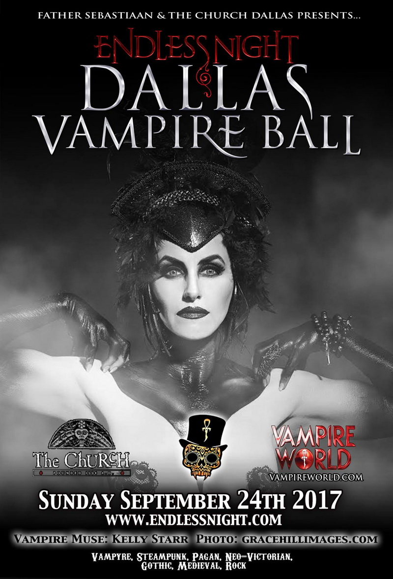 Click to view flyer for 09/24/2017 Endless Night Dallas Vampire Ball 2017