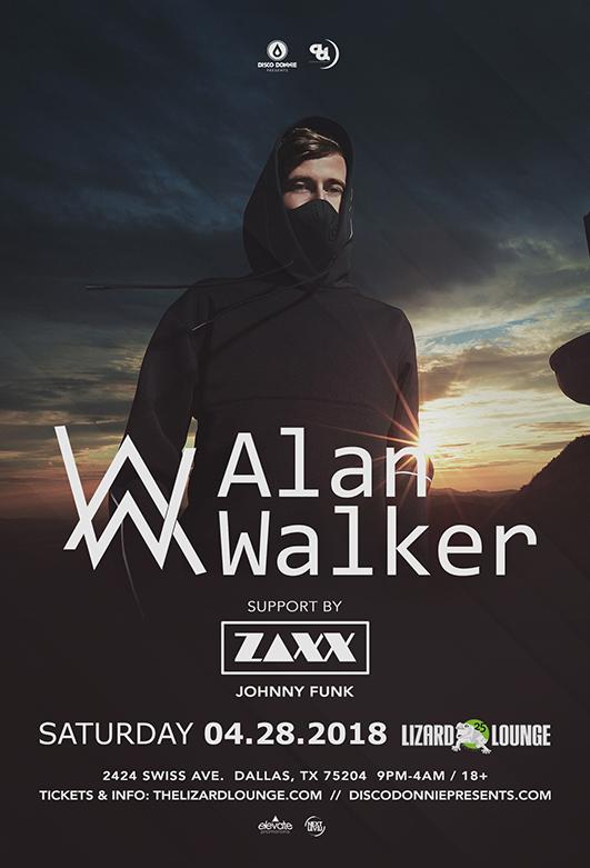 alan walker concert