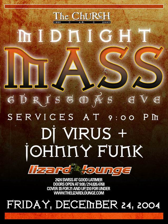 Click to view flyer for 12.24.2004 Midnight  Mass