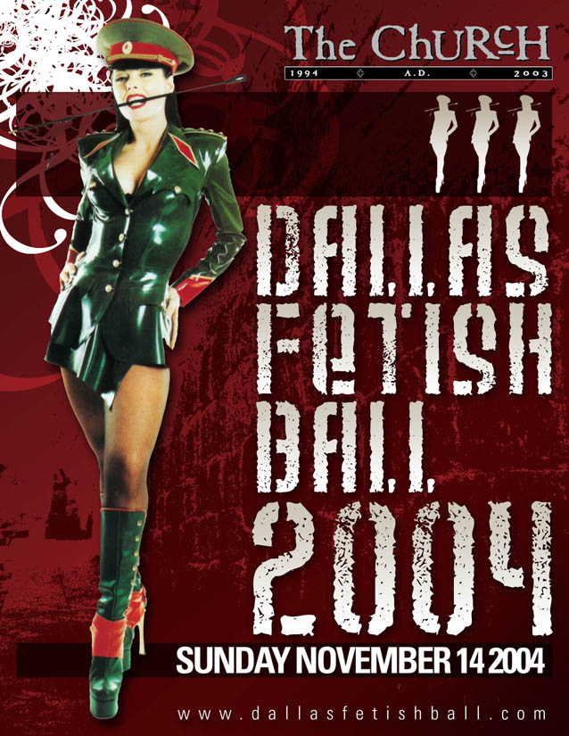Click to view flyer for 11.14.2004 Fetish Ball