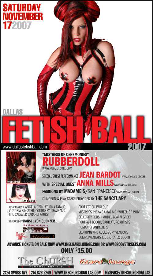 Ball dallas fetish